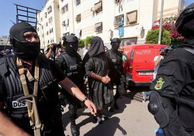 واقع منظومة حقوق الإنسان في ظل مكافحة الجريمة الارهابية
